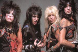 Motley Crue Metal Band