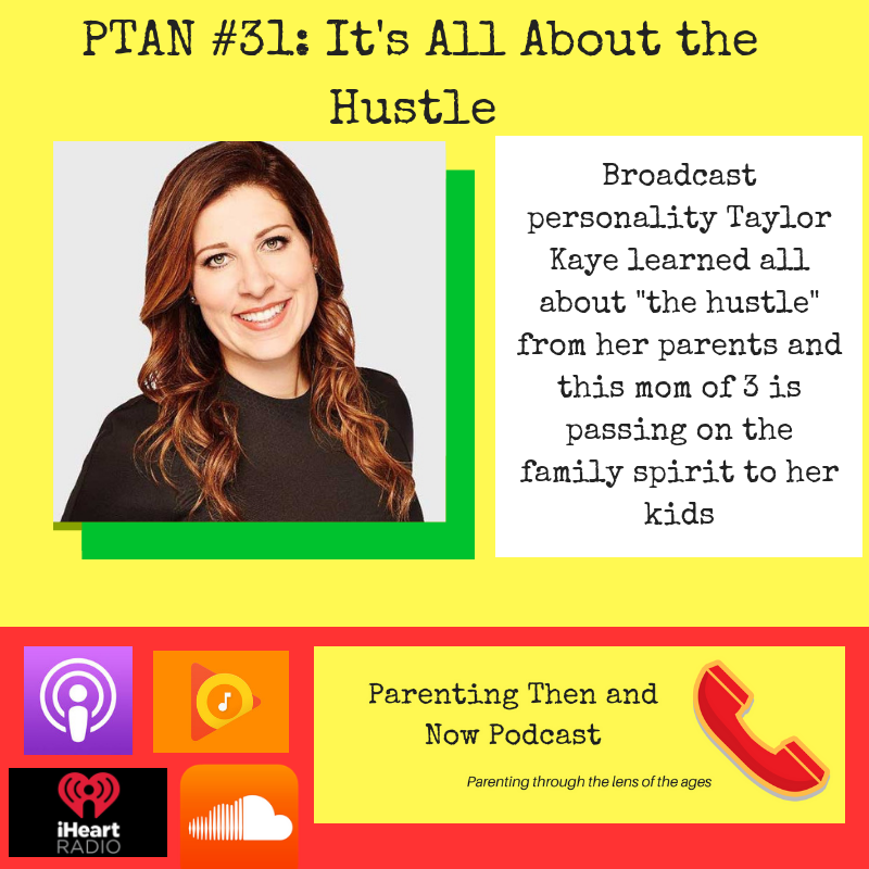 PTAN Podcast - It's All About the Hustle