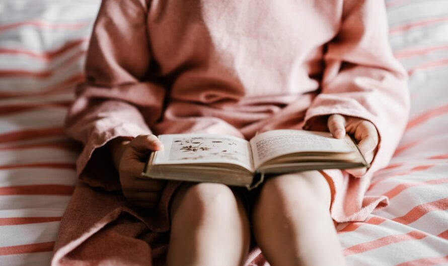 PARENTING ADVICE: How To Make Your Child Love Reading